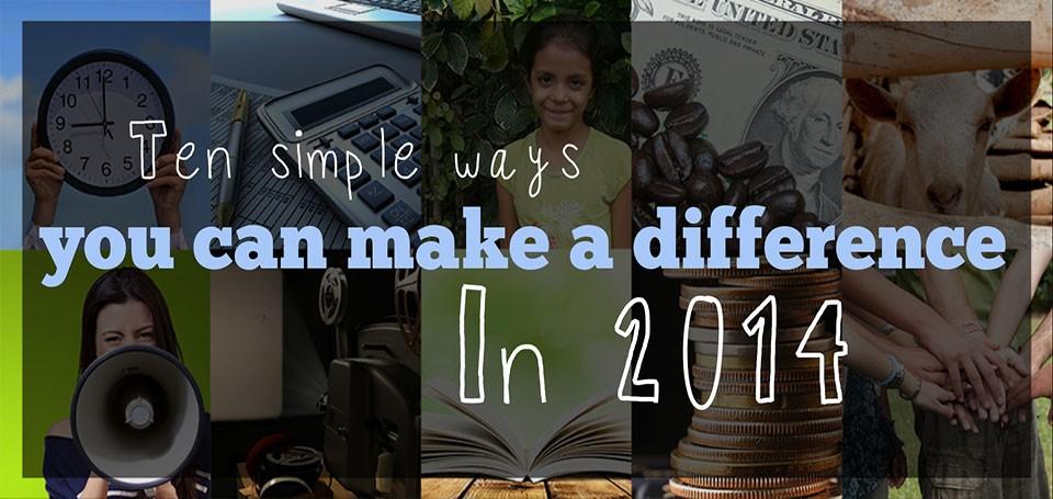 Ten Simple Ways
